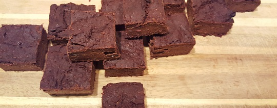Vegane Brownies resize